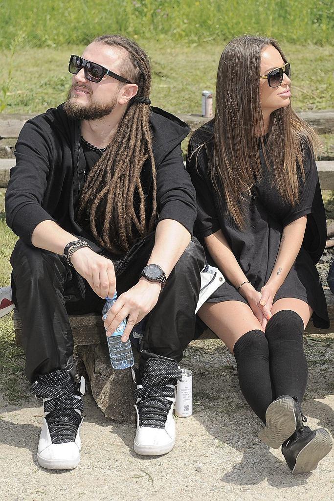 Baron i Kasia Grabowska