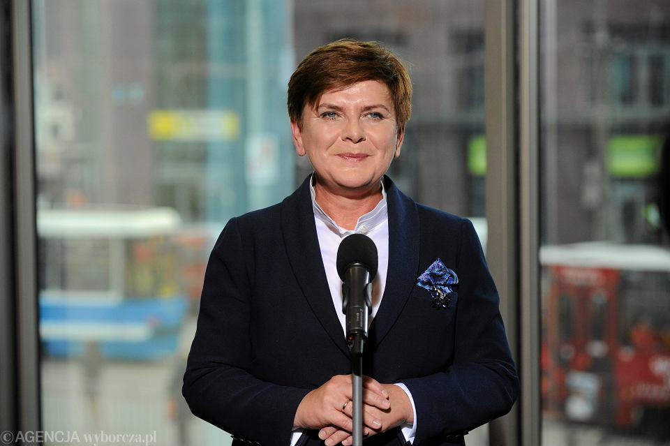 Według Ipsos, Beata Szydło byłaby dobrym premierem
