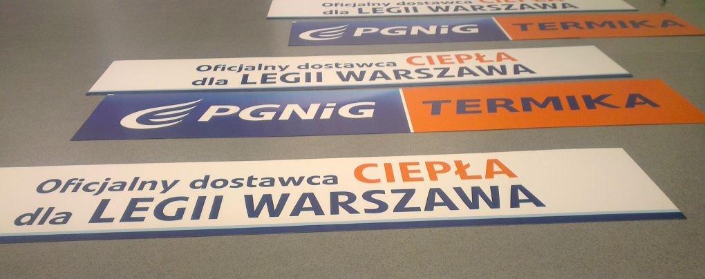 Nowy sponsor Legii Warszawa