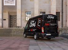 Dzieło sztuki na kołach. Fordy w służbie bezpiecznego transportu i ochrony zabytków Muzeum Narodowego w Warszawie