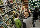 Bibliotekarze w czapkach czarodziejów otworzyli zakamarki biblioteki [ZDJĘCIA]