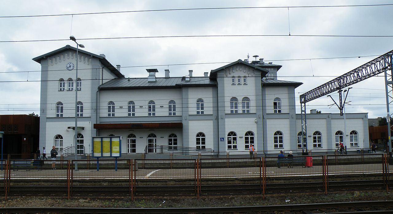 Dworzec w Kutnie
