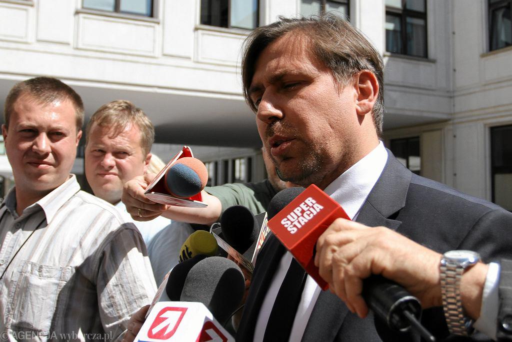 Tomasz Kaczmarek. Jeden z najgorszych parlamentarzystów wg rankingu