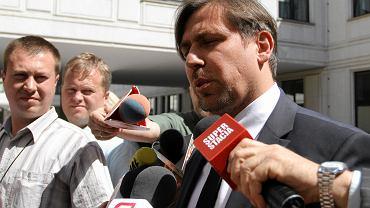 """Tomasz Kaczmarek. Jeden z najgorszych parlamentarzystów wg rankingu """"Polityki"""""""