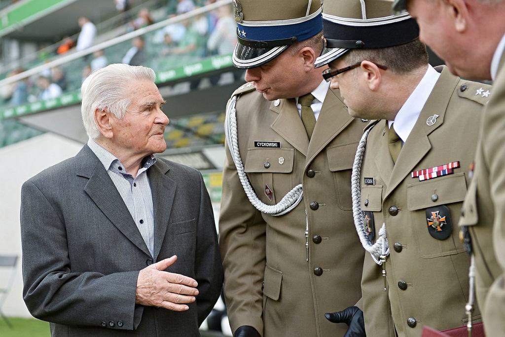 Lucjan Brychczy mianowany pułkownikiem