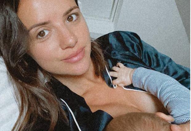 Mama o karmieniu piersią: Nie okryję dziecka chustą z tego samego powodu, dla którego ty nie zjesz pizzy z kocem na głowie