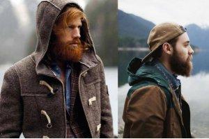 Męski styl na jesień, czyli moda na drwala