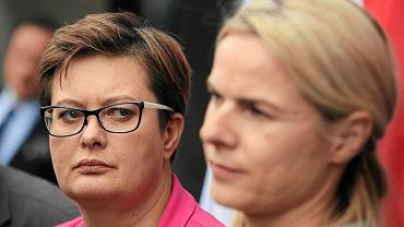 Czy nieobecność Joanny Schmidt na poniedziałkowej konwencji koalicji obywatelskiej to afront wobec Katarzyny Lubnauer?