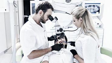 Nowoczesne metody leczenia kanałowego. dr Wojciech Kołosowski, endodonta z kliniki dr Iwony Gnach-Olejniczak