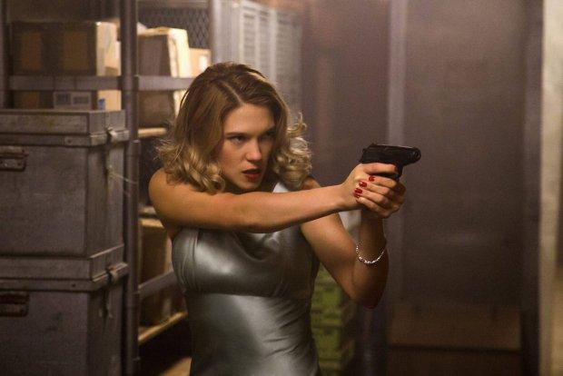 Lea Seydoux jednak wystąpi w 25. filmie o przygodach Jamesa Bonda