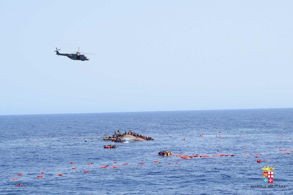 Utonęło 117 osób. Kolejna hekatomba na Morzu Śródziemnym