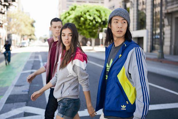 Kolekcja Adidas, moda męska, adidas