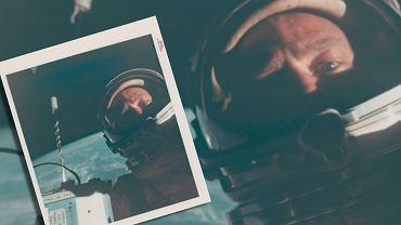 Ponad pół wieku temu Buzz Aldrin wykonał pierwsze kosmiczne selfie. Wystawiono je właśnie na aukcję
