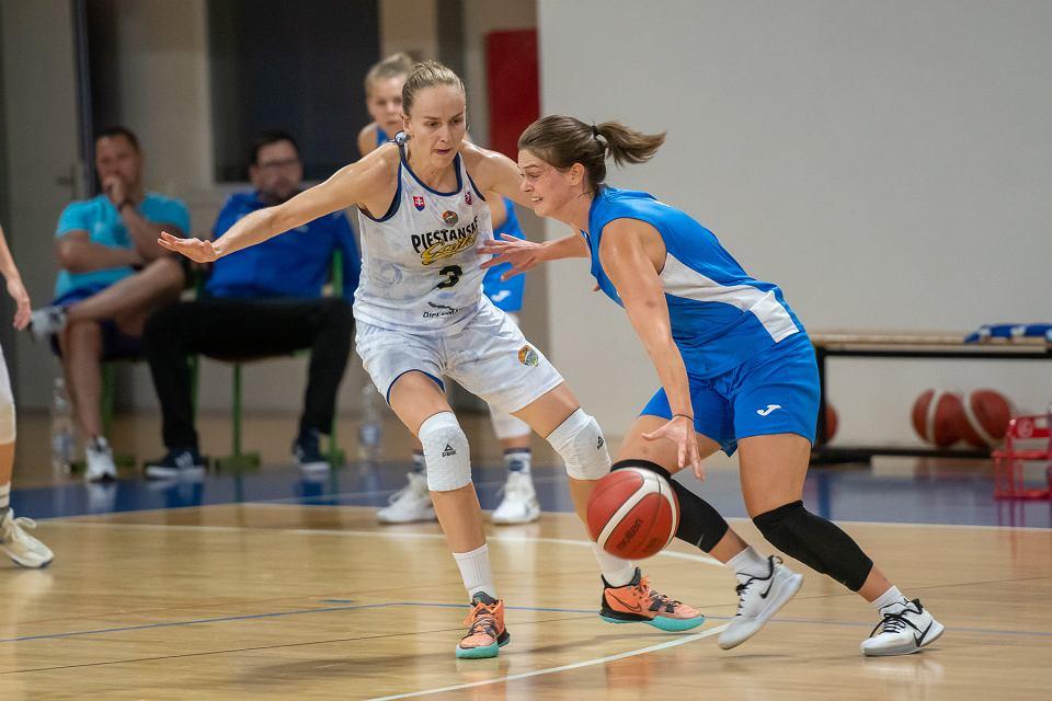 Zdjęcie numer 2 w galerii - Gorzowskie koszykarki wygrały jeden z trzech meczów na turnieju w Czechach