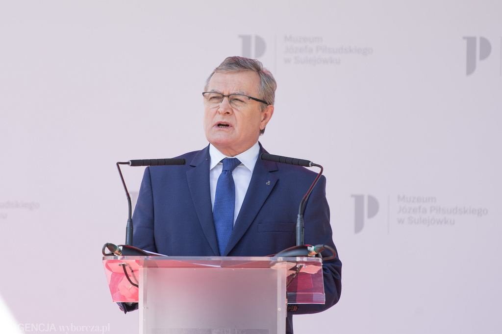 Piotr Gliński, minister kultury i sportu