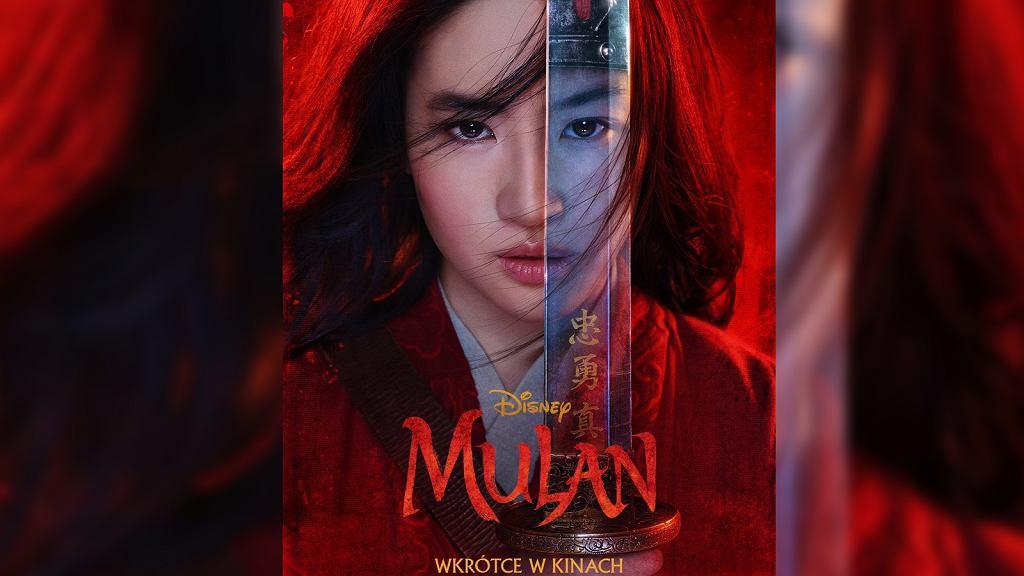 Nowy zwiastun 'Mulan'. Film zadebiutuje w marcu.