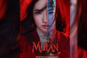 """""""Mulan"""" - zwiastun nowego filmu Disneya. Lepszy od klasycznej wersji?"""