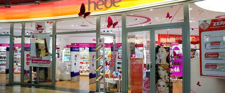Ruszył sklep internetowy Hebe. Właściciel Biedronki zapowiada promocje