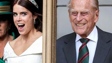 """Księżniczka Eugenia zdradziła, co dostała od księcia Filipa z okazji ślubu. Prezent był wyjątkowy. """"Jest w moim domu"""""""