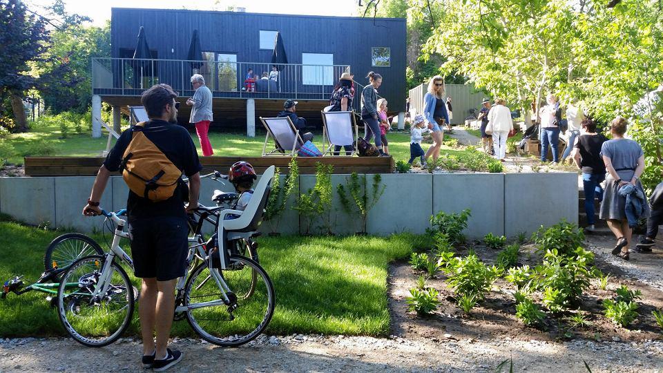 Ogród Na Szelągu Otwarty Zielone Miejsce Dla Mieszkańców
