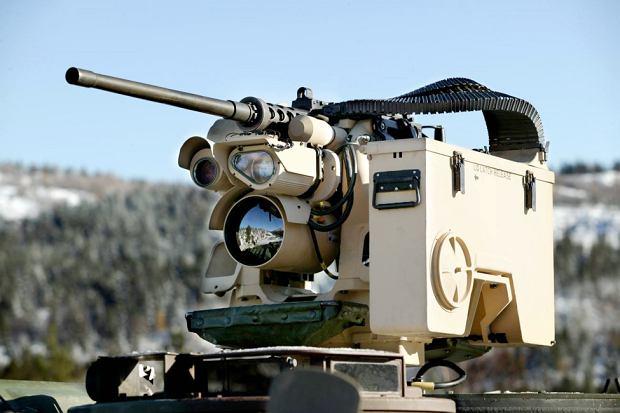 CROWS - standardowe amerykańskie zdalnie sterowane stanowisko strzeleckie