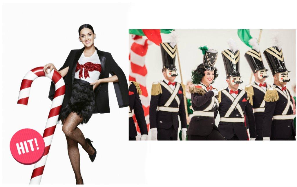 Świąteczna kampania H&M z Katy Perry