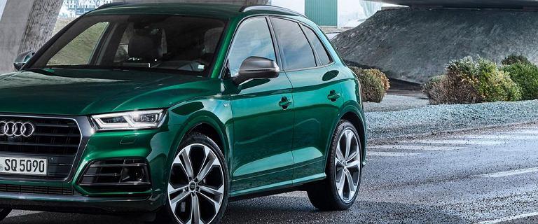 Nowe Audi SQ5 chce udowodnić, że diesle jeszcze nie umarły. Liczby robią wrażenie