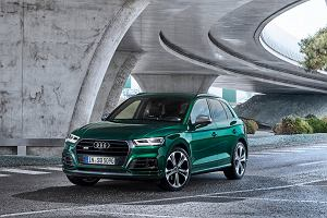 Nowe Audi SQ5 - pod maską wysokoprężne V6 o mocy 347 KM i 700 Nm