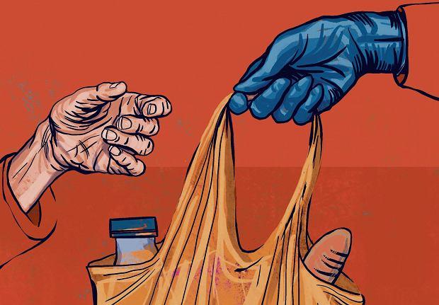 Pracownik socjalny: Nie dzwońcie, by kupić wam prosecco. Bo może ktoś akurat czeka na ciepły posiłek