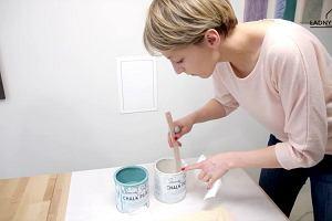 Jak malować farbami kredowymi? Sprawdzamy!