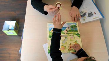 Bezpłatne przedszkole dla dzieci z autyzmem i zespołem Aspergera (fot. Dawid Chalimoniuk/AG)