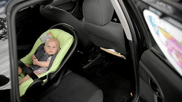 Fotelik samochodowy dla 3-latka. Wybieraj z głową, zadbaj o bezpieczeństwo i unikaj mandatów