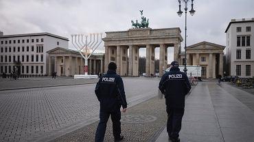 Twardy lockdown w Niemczech