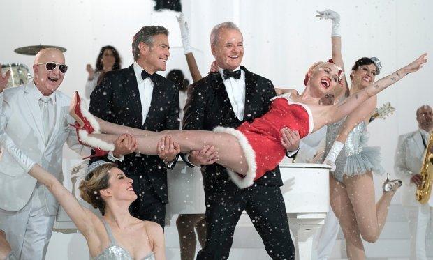 George Clooney, Bill Murray i Miley Cyrus