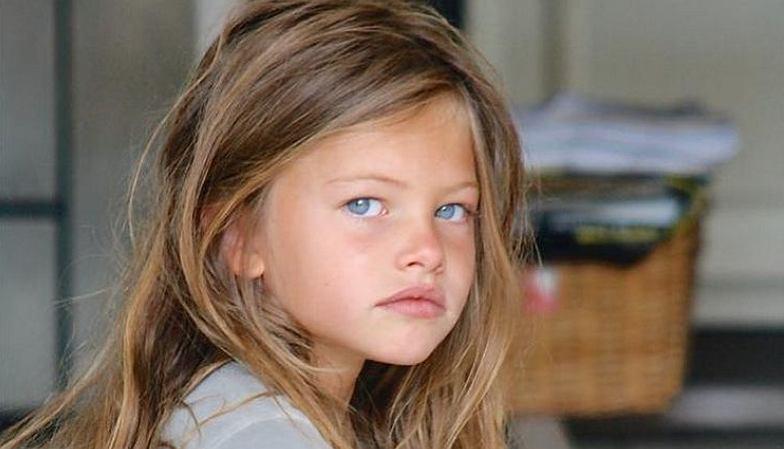 Jak dziś wygląda 'najpiękniejsza dziewczynka świata'? Ma już 20 lat i nadal zachwyca urodą