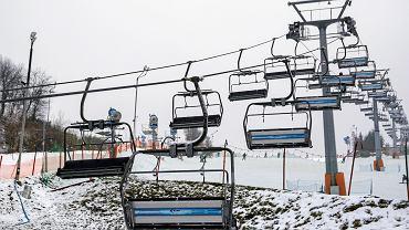 Wyciąg narciarski  (zdjęcie ilustracyjne)