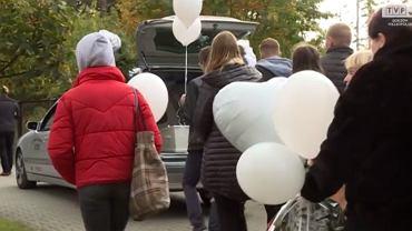 Gorzów Wielkopolski. Tłumy na pogrzebie 4-letniego Piotrusia