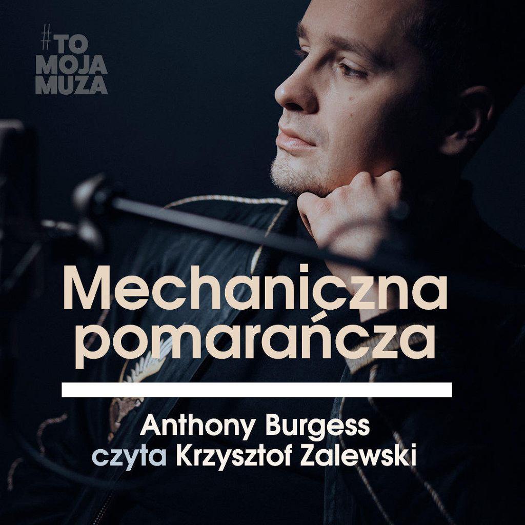 Krzysztof Zalewski czyta 'Mechaniczną pomarańczę' / STORYTEL