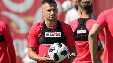 Sławomir Peszko 44 razy zagrał w reprezentacji Polski