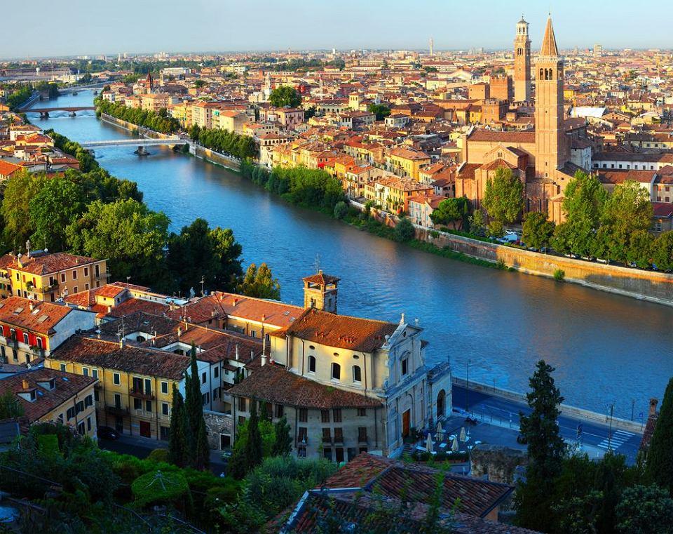 Werona, Włochy
