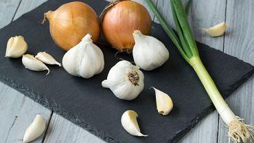 Cebula, czosnek, por: niezrównana trójka dla odporności