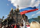 Mundial 2018. Rosyjscy fani świętowali najlepszy początek mistrzostw w historii.