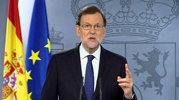 Premier Hiszpani / REACTIONS-RAJOY