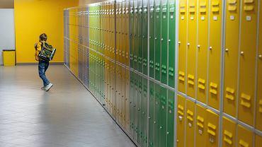 Koronawirus. Szkoły podczas pandemii (zdjęcie ilustracyjne)