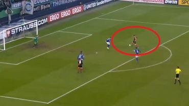 Tak Krzysztof Piątek strzelił gola dla Herthy Berlin