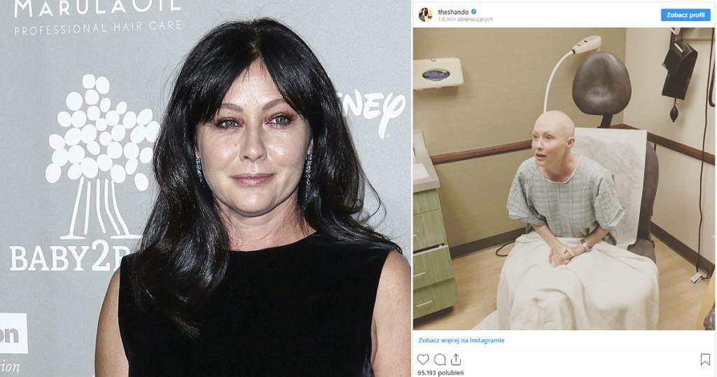 Shannen Doherty znów walczy z chorobą nowotworową (zdjęcie ilustracyjne)