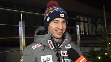 Kamil Stoch w rozmowie z portalem skijumping.pl