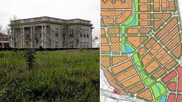 Nowa willowa dzielnica może powstać pod skarpą na Stegnach