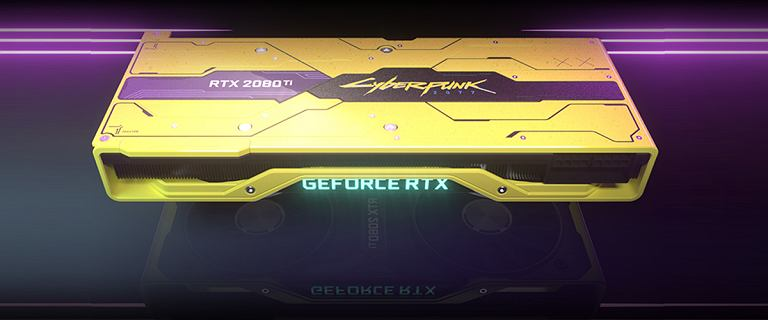 Cyberpunk 2077 z własną kartą graficzną NVIDIA. Możesz ją wygrać