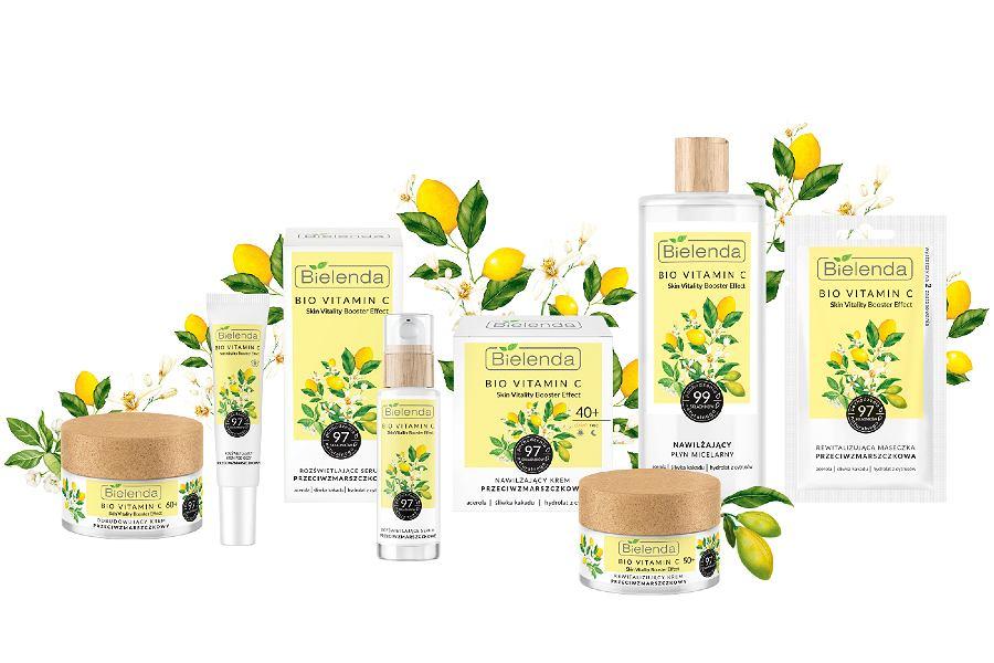 kosmetyki Bielenda z witaminą C